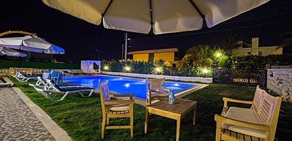 La Mira Otel Genel Görünüm