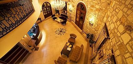 La Petra Hotel Genel Görünüm