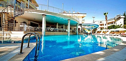 Laberna Hotel Marmaris Havuz / Deniz