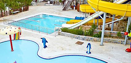 Ladonia Hotels Adakule Havuz / Deniz