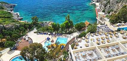 Ladonia Hotels Adakule Genel Görünüm