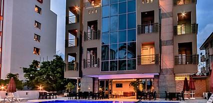 Lara Park Hotel Genel Görünüm