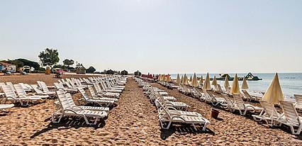 Lara Park Hotel Havuz / Deniz