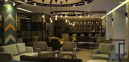 Laren Family Hotel & Spa Genel Görünüm