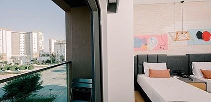 Laren Seaside Hotel Spa Oda