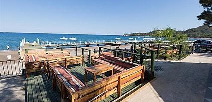 Larissa Art Beach Kemer Genel Görünüm
