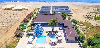 Larissa Beach Club Side Havuz / Deniz