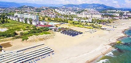 Larissa Beach Club Side Genel Görünüm