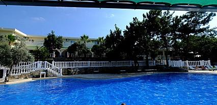 Larissa Hill Beach Havuz / Deniz