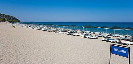 Larissa Hotel Beldibi Havuz / Deniz