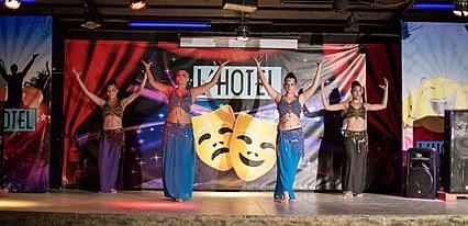 Larissa Hotel Beldibi Genel Görünüm