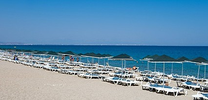 Larissa Inn Havuz / Deniz