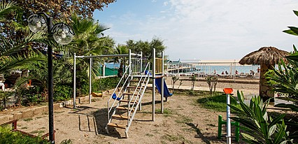 Larissa Mare Beach Genel Görünüm