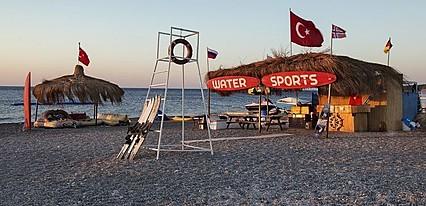 Larissa Sultans Beach Havuz / Deniz
