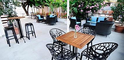 Le Blu Hotel Genel Görünüm