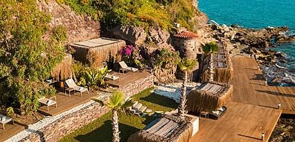 Le Meridien Bodrum Beach Resort Havuz / Deniz