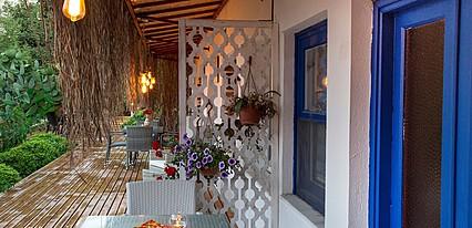 Leamira Hotel Kas Genel Görünüm