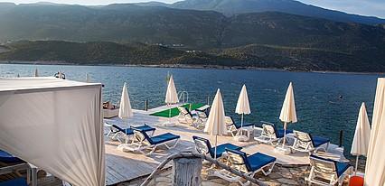 Leamira Hotel Kas Havuz / Deniz