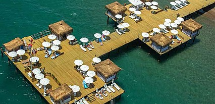 Liberty Hotels Lara Havuz / Deniz
