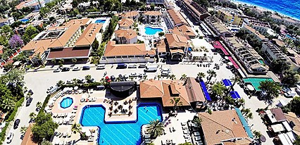 Liberty Hotels Ölüdeniz Genel Görünüm