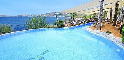 Light House Hotel Havuz / Deniz