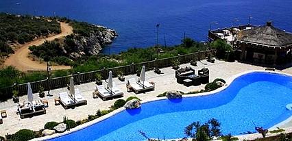 Likya Residence Hotel & Spa Havuz / Deniz