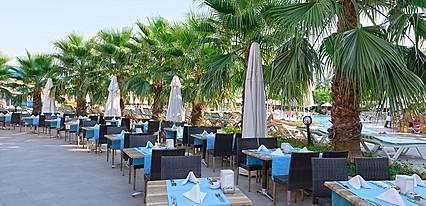 Lilyum Hotel & Spa Yeme / İçme