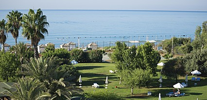Limak Arcadia Golf Resort Hotel Havuz / Deniz