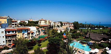 Limak Arcadia Golf Resort Hotel Genel Görünüm