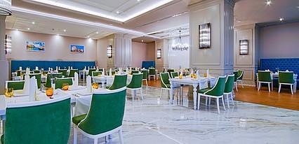 Limak Cyprus Deluxe Hotel Yeme / İçme