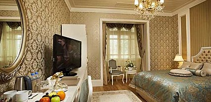 Limak Thermal Boutique Hotel Oda