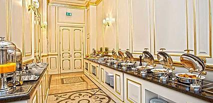 Limak Thermal Boutique Hotel Yeme / İçme