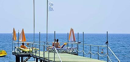 Limoncello Konaklı Beach Havuz / Deniz