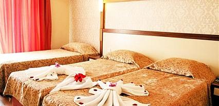 Lims Bona Dea Beach Hotel Oda