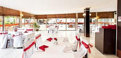 Lims Bona Dea Beach Hotel Yeme / İçme