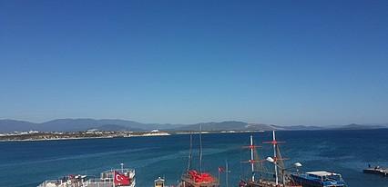 Lion Otel Didim Havuz / Deniz