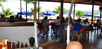 Liona Butikhan Beach Yeme / İçme