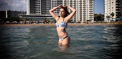 Liparis Resort Hotel & Spa Havuz / Deniz