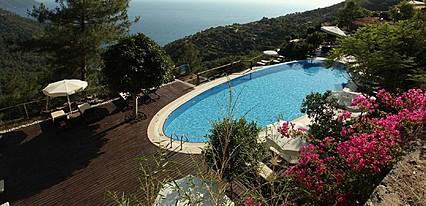 Lissiya Hotel Havuz / Deniz
