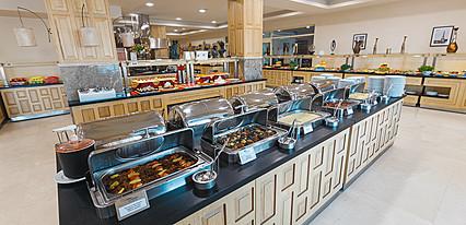 LOceanica Beach Resort Hotel Yeme / İçme
