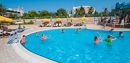 LOceanica Beach Resort Hotel Havuz / Deniz