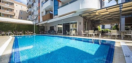 Lonicera City Kleopatra Hotel Havuz / Deniz