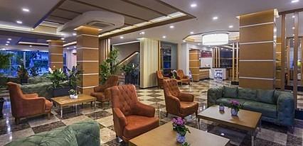 Lonicera City Kleopatra Hotel Genel Görünüm