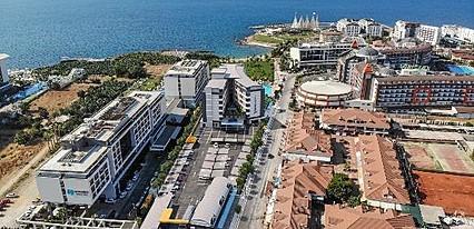 Lonicera Premium Hotel Genel Görünüm