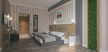 Lonicera Premium Hotel Oda