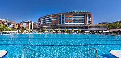 Lonicera Resort & Spa Havuz / Deniz