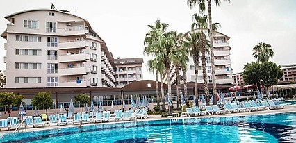 Lonicera World Havuz / Deniz
