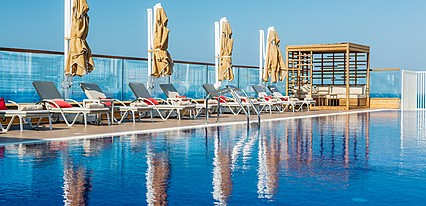 Lords Palace Hotel Spa Havuz / Deniz