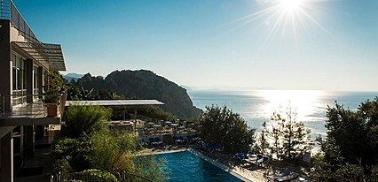 Loryma Resort Havuz / Deniz