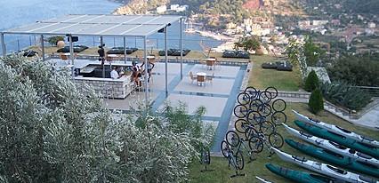 Loryma Resort Genel Görünüm